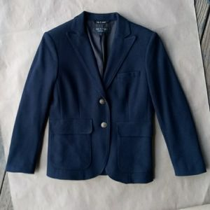 Rag & Bone Nancy Schoolboy Blazer Jacket Blue S